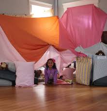 Amazing Blanket Fort Ideas | Real Simple