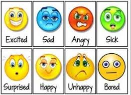 Free Printable Feeling Faces Cards - Bing Images (With images ...