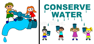 Water Conservation Kids Stock Illustrations – 77 Water ...