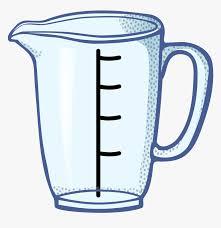 Cup Transparent Measurement - Measuring Cup Clipart Png, Png Download ,  Transparent Png Image - PNGitem